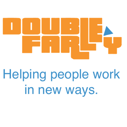 Double Farley Working In New Ways Logo